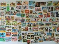100 Different Niger Stamp Collection