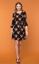 New With Tag Princess Highway Hummingbird Dress - Black - Size 12