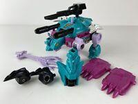 Vintage Transformers G1 Snaptrap Figure Seacon Piranacon Decepticon Complete