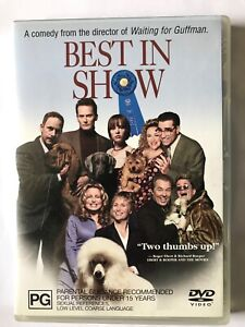 Best in Show (2000, Region 4 DVD, Christopher Guest, Catherine O'Hara)