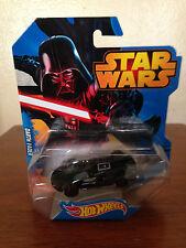 Star Wars Darth Vader Hot Wheels*The Empire Strikes Back