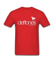 Men's Deftones White Pony T-Shirt