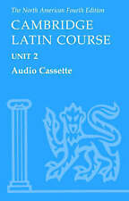 NEW North American Cambridge Latin Course Unit 2 Audio Cassette