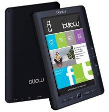 Billow E2tb color Book Reader 7'' 4GB negro