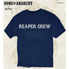 Sons of Anarchy Reaper Crew T-Shirt Medium