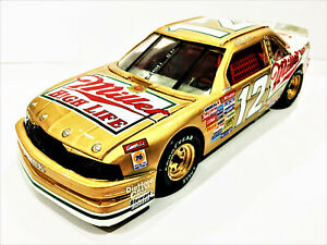 Bobby Allison Revell #12 Miller High Life '88 Buick Custom Made Winston Diecast