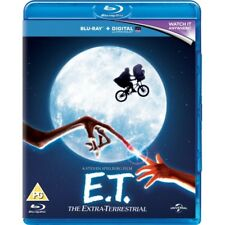 E.T. The Extra Terrestrial Blu-ray