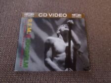 R.E.M. Music From Tourfilm RARE Promo CD Video Single