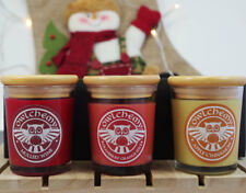 Winter (Christmas) candle gift pack (set of 3 x 75g scented candles)