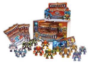"GORMITI Actionfiguren""Elemental Fusion,Ära Finsternis/Cartoon und Morphogenesis"""