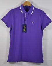 NWT Women's Ralph Lauren Golf, Stretch Air-Flow MESH Polo. Size L. $89.50