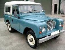 """LAND Rover Serie 2a/3 Rame Tubo Del Freno Set 88"""" NUOVI"""