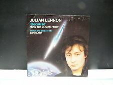"JULIAN LENNON Because from the musical "" Time "" DAVE CLARK 2009617"