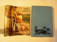 Buff, A Collie, Albert Payson Terhune, DJ, 1950s, Grosset & Dunlap