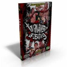 CZW Wrestling: Tournament of Death 9 2010 DVD, Deathmatch Combat Zone Hardcore