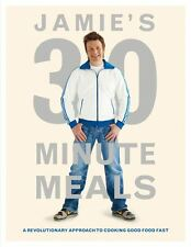 Jamie's 30-Minute Meals by Jamie Oliver - Hardcover - NEW - Book