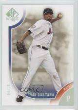 2009 SP Authentic Titanium /19 Johan Santana #57