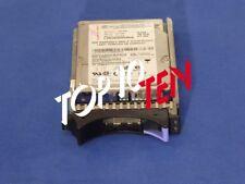 """IBM 39r7366 73,4gb 2,5"""" SFF 10k SAS eServer xSeries HDD Disco Rigido 40k1020"""