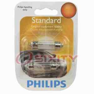 Philips Trunk Light Bulb for Saab 9-3 9-3X 2003-2011 Electrical Lighting dk