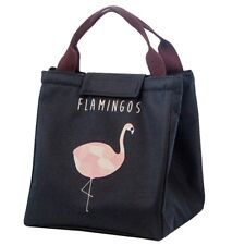 Insulated Lunch Bag Women Tote Thermal Cooler Picnic Travel Food Box Bags