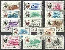 Timbres Transports Ajman 74/PA14 ** lot 29864