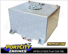 Aeroflow Alloy Fuel Cell 10 gallon 38L with Cavity/Sump Fitted AF85-2100A