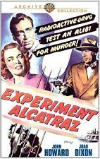 Experiment Alcatraz DVD John Howard Joan Dixon