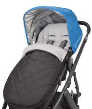 Minu y G-Luxe Saco de invierno para Cruz Vista UPPAbaby color azul