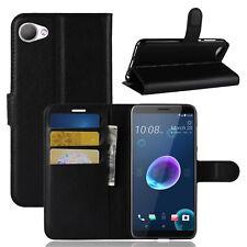 HTC Desire 12 Handy Tasche Flip Cover Case Buch Klapp Schutz Hülle Etui Bumper