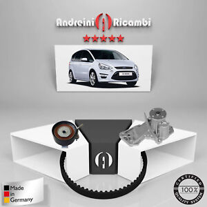 Kit Courroie de Distribution + Pompe Eau Ford S-MAX 1.6 Ecoboost 118KW 160CV
