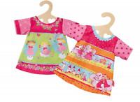 Conte De Fées vêtements - Robe poupée pour bébé par heless 35-45cm été