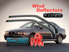 BMW 5 E39 1995 - 2003  SALOON / ESTATE  Wind deflectors  2.pc  HEKO  11112 FRONT