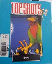 Jinks C 64 (Rainbow Arts) (DISK) (Game, imballaggio, Manual)