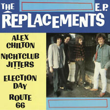 The Replacements : Alex Chilton/Nightclub Jitters/Election Day/Route 66 VINYL