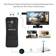 Adaptador Tarjeta De Red RJ45 Wifi WPS 300Mbps WPS Samsung LG Sony TV