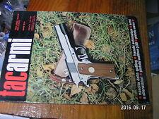 1µ? Revue Tacarmi Revue armes en Italien Aprile 1974 GOLIA P38 GATLING