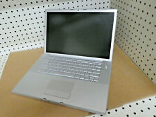 """New listing Apple Model 1226 15"""" Macbook Pro 2.4Ghz Core 2-Duo 2Gb 256Mb Untested/Sold As Is"""