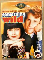 Something Wild DVD 1986 Cult Crime Comedy Classic Jeff Daniels Melanie Griffith