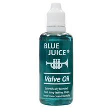 More details for blue juice valve oil - 60ml - high quality trumpet valve oil