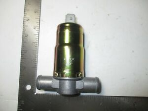 PORSCHE 911 3.2 CARRERA 84 TO 89 IDLE CONTROL VALVE NEW AFTERMARKET ITEM