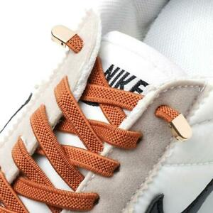 Lazee Laces™ Elastic Shoelaces with Snap-On Caps Easy Slip-On Sneakers Laces