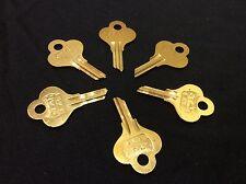 Eagle by Star 1014JS Key Blanks, Set of 6- Locksmith