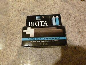 Brita Replacement Water Bottle Filter - 2 Pack