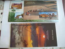 2018 Miniature Sheet Cancelled FDC on Holiday Destinations in India - Ltd Edn