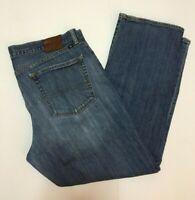 Lucky Brand 361 Vintage Straight Designer Mens Jeans Size 38 X 30 EXCELLENT