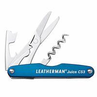 ~NEW~ Leatherman Juice CS3 Multi-Tool, Columbia Blue