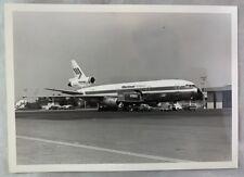 Original Photo 1978 Martinair Holland Airlines DC10-30CF  PH-MBP Airliner