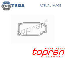 TOPRAN OIL PAN SUMP GASKET 108 754 I NEW OE REPLACEMENT