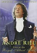 Andre Rieu Live at The Royal Albert Hall (special Music Edition) Regions 1 4