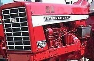 For International ENGINE OVERHAUL KIT D310 6 CYL. .DIESEL 756 706 686 86 2756 27